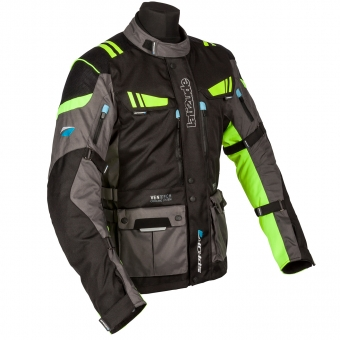 Spada Lati2ude Jacket Roly Capper Motorcycle Mechanics